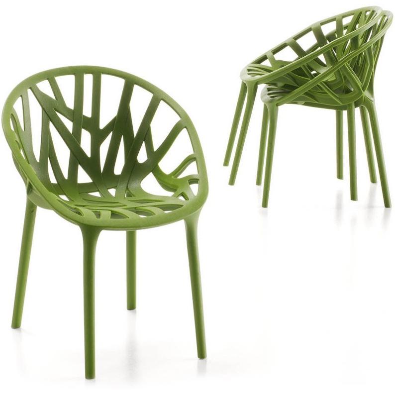 Vitra Vegetal cactus chair miniature - set of 3