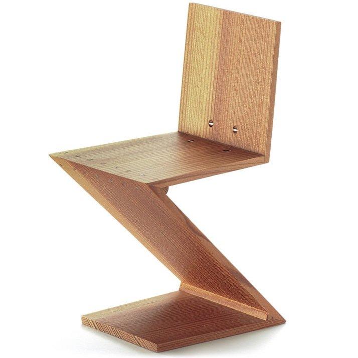 Vitra Zig Zag Chair miniature