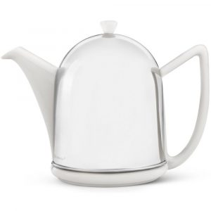Bredemeijer teapot Cosy Manto Spring-white