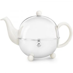 Bredemeijer teapot Cosy white