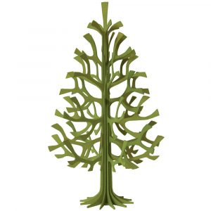 Lovi spruce tree light green