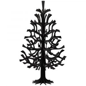 Lovi spruce tree black