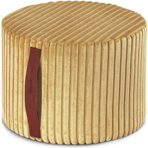 Missoni Home cylinder pouf Coomba T40
