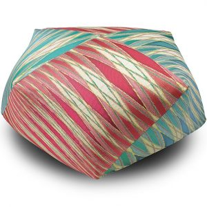 Missoni Home diamond pouf Vulcano