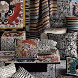 Missoni Home cushion Oroscopo