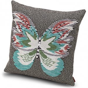 Missoni Home cushion Vermilion 160