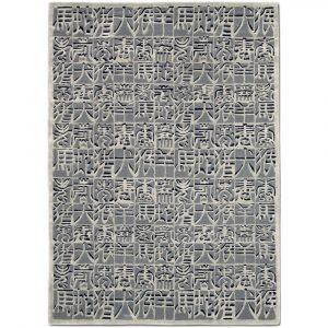 Missoni Home rug Ideogramma