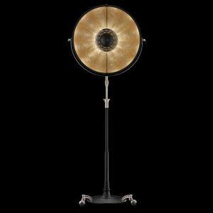 Fortuny Atelier 63 floor lamp gold leaf