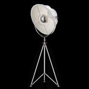 Fortuny Studio 76 floor lamp white - white