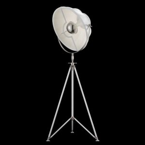 Fortuny Studio 63 floor lamp white - white