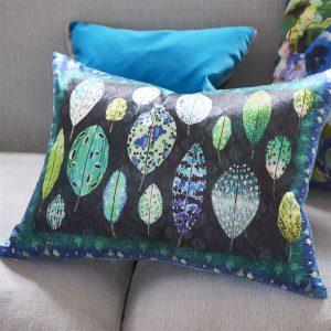 Designers Guild cushion Tulsi Cobalt