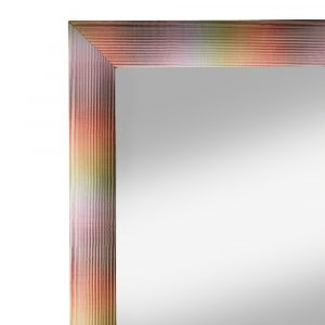 Missoni Home mirror Framed 70x180
