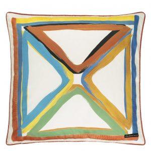 Christian Lacroix cushion Toucan Mix Multicolore