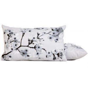 Jean Paul Gaultier Home cushion Eclosions Naturel