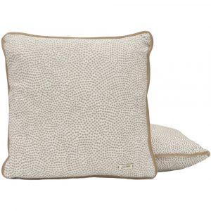 Jean Paul Gaultier Home cushion Pastille Beige