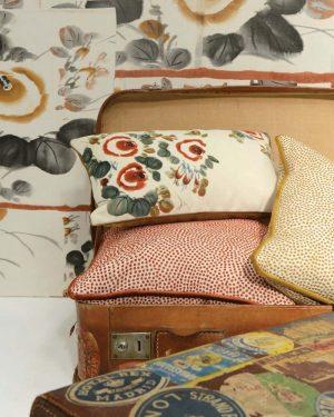 Jean Paul Gaultier Home cushion Pastille Dore