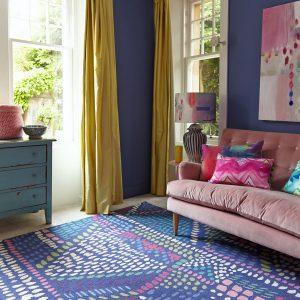 Bluebellgray rug Palais