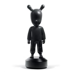 Lladró sculpture The Guest large black