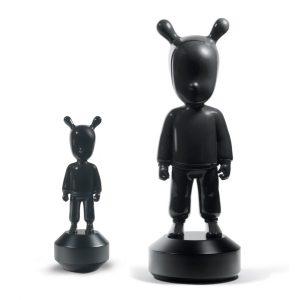 Lladró sculpture The Guest small black