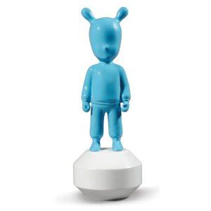 Lladró sculpture The Guest small blue