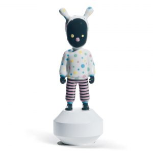 Lladró sculpture The Guest by Devilrobots - small