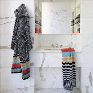 Missoni Home towel Wolf