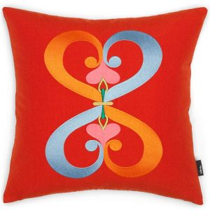Vitra cushion Double Heart