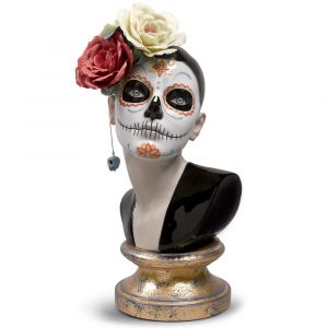 Lladró sculpture Bella Catrina - limited edition