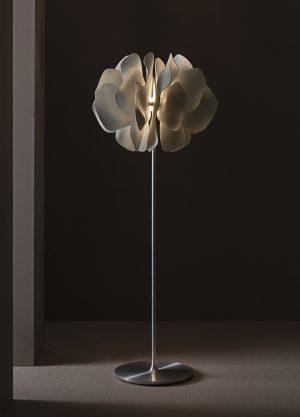 Lladró floor lamp Nightbloom by Marcel Wanders