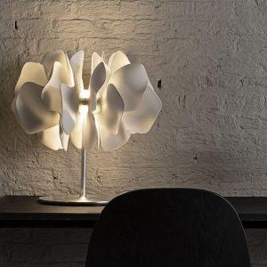 Lladró table lamp Nightbloom by Marcel Wanders