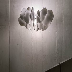 Lladró wall lamp Nightbloom by Marcel Wanders