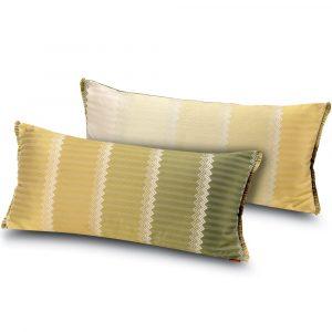 Missoni Home long cushion Wells 162