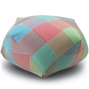 Missoni Home diamond pouf Wembley