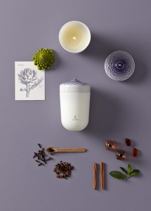 Lladró scented candle Echoes of Nature A Secret Orient