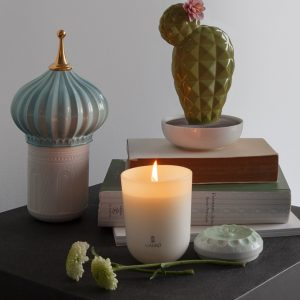 Lladró scented candle Echoes of Nature On the Prairie