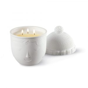 Lladró scented candle Winter Lane