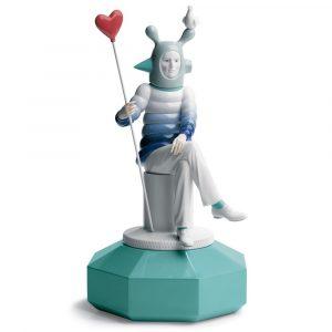 Lladró sculpture The Lover I