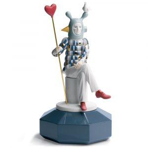 Lladró sculpture The Lover III