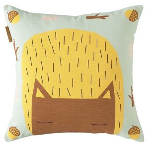 Donna Wilson cushion Squirrel