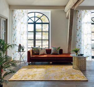 Harlequin rug Coquette Slate