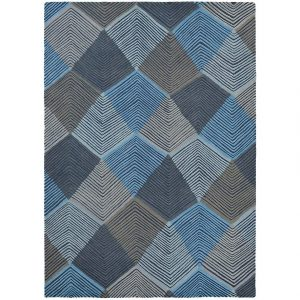 Harlequin rug Rhythm Indigo