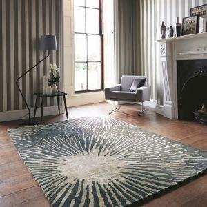 Harlequin rug Shore grey-beige
