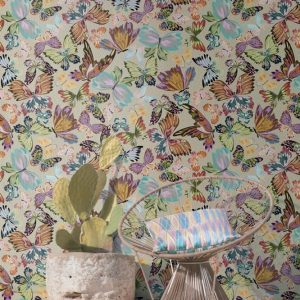 Missoni Home wallpaper panel Vanessa 10190