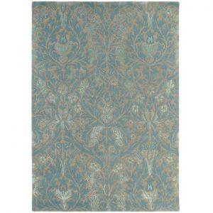 Morris & Co rug Autumn Flowers Eggshell
