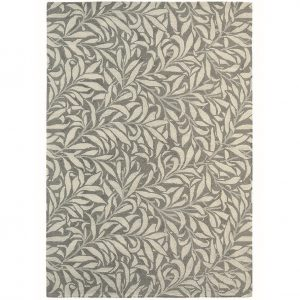 Morris & Co rug Willow Bough Mole