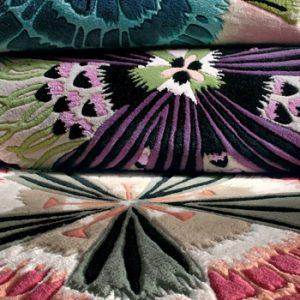 Missoni Home rug Botanica T04