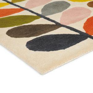 Orla Kiely rug Classic Multi Stem