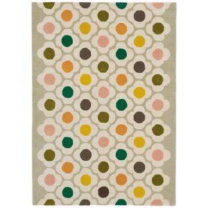 Orla Kiely rug Spot Flower Multi