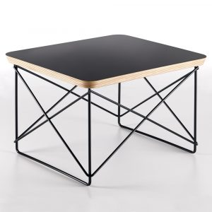 Vitra Eames Occasional Table LTR side table black