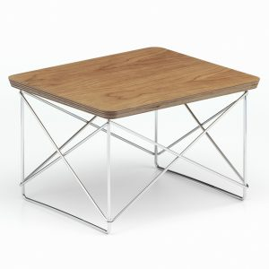 Vitra Eames Occasional Table LTR side table cherry